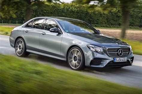 Amg Lite by 2017 Mercedes Amg E43 Drive Review Call It Amg Lite