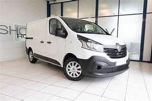 Consommation Renault Trafic : renault trafic utilitaire trafic l1h1 1000 1 6 dci 125 ch grand confort n 12636 glinche ~ Maxctalentgroup.com Avis de Voitures