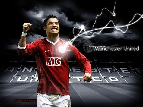Cristiano Ronaldo Manchester United Wallpaper HD   Free ...