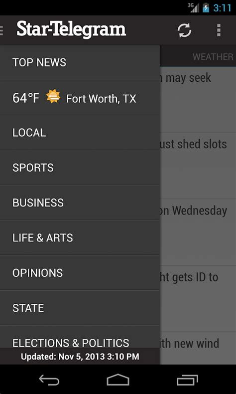 ft worth telegram news android apps on play