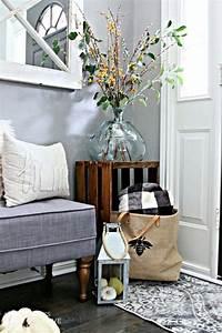 Small, Entryway, Decorating, Ideas