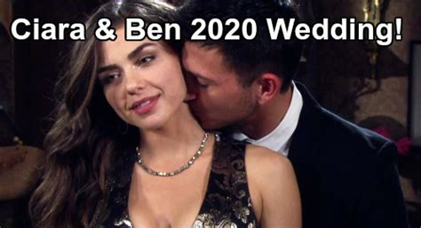 Days of Our Lives Spoilers: Ciara & Ben Wedding in 2020