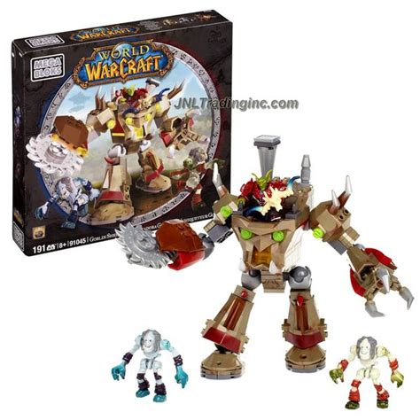 year  mega bloks year  world  warcraft series