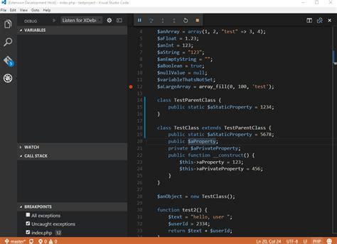 How To Run Or Debug Php On Visual Studio Code