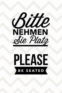 Nehmen Sie Platz : toiletten hinweis schild bitte nehmen sie platz please be seated myramasuris webseite ~ Orissabook.com Haus und Dekorationen
