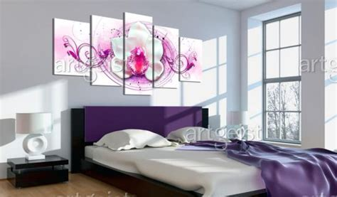 tableau chambre à coucher tableau peinture pour chambre a coucher visuel 8
