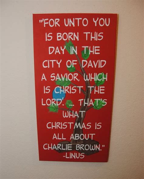 Charlie Brown Christmas Quotes.Linus Charlie Brown Christmas Quotes