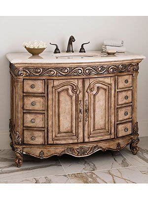 antique bathroom vanities  elegant homes