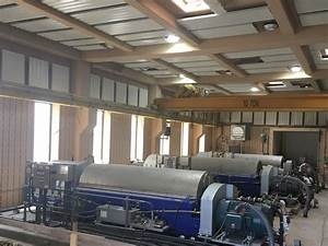Eckel Acoustic Panels Dramatically Reduce Centrifuge Roar