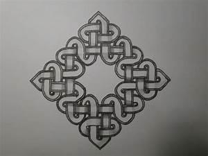 Keltische Knoten Anleitung : keltischer knoten 13 bandflechtmuster borten 1 teil youtube ~ Eleganceandgraceweddings.com Haus und Dekorationen