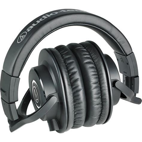 Audio Technica ATH-M40X Professional Monitor Headphones ...