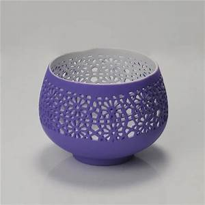 Traditional window hole ceramic candle holder candle for Best brand of paint for kitchen cabinets with hanging crystal candle holder