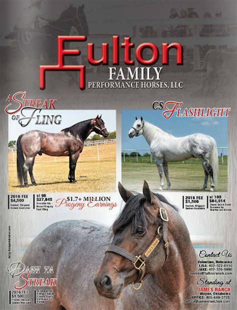 stallion showcase tsln welcome edition