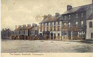 The Square  South Side   C Coyne   Crossmaglen  Co Armagh  Northern Ireland  Ar