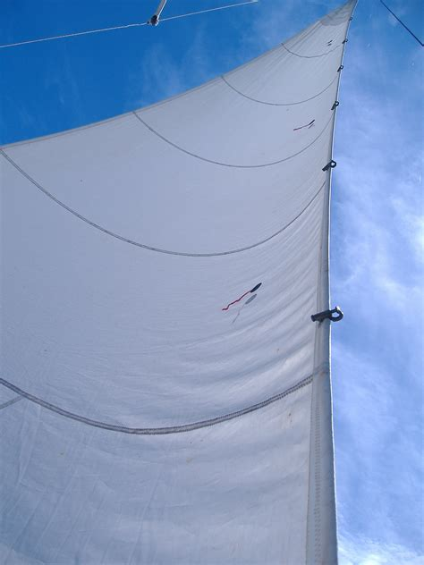 Sailing Boat Jib by Yacht Sail