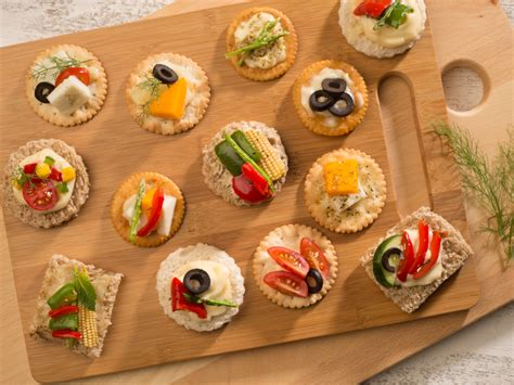 image canapé canapes recipes with pictures