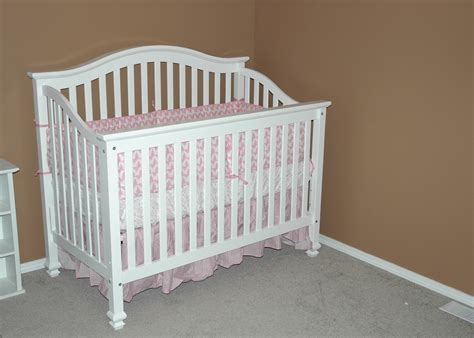 Baby's Crib + New Paint Job