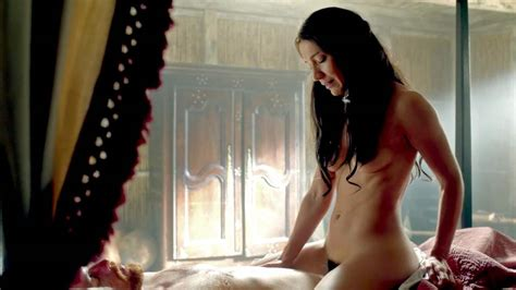 Louise Barnes Nude Bush And Intensive Sex In Black Sails Scandal