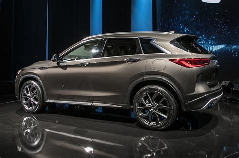 infiniti qx pricing announced automobile magazine