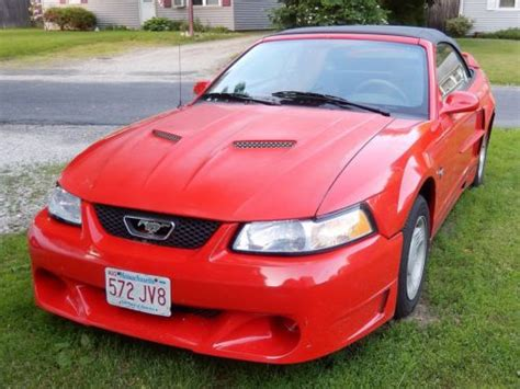 2000 ford mustang kits purchase used 2000 ford mustang convertible new top low