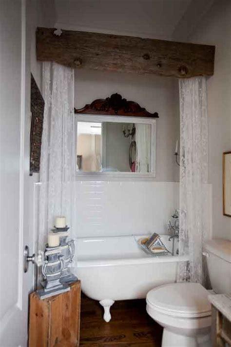 rustic farmhouse master bathroom rustic farmhouse bathroom ideas hative Rustic Farmhouse Master Bathroom