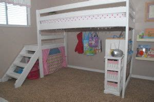 diy twin loft bedfor   loft bed plans diy