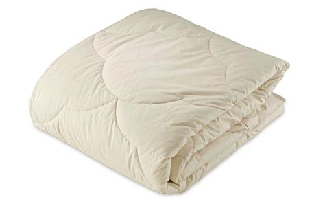 Organic Cotton Duvet  Duvets & Pillows  Natural Bed Company