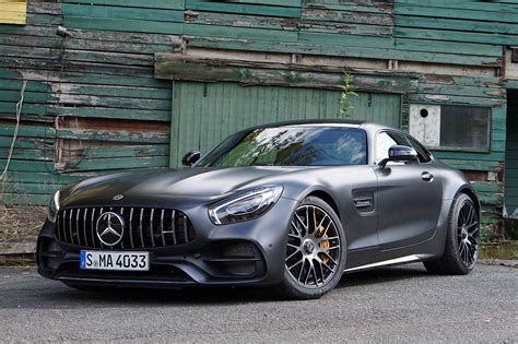 2018 Mercedesamg Gt Review We Drive The Whole Family And