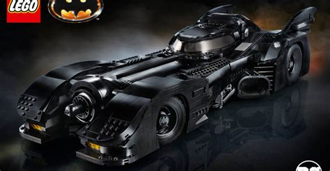 lego batman  batmobile set  toyark news