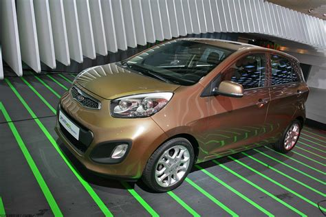 Kia Picanto Backgrounds by 2012 Kia Picanto Desktop Wallpaper And High Resolution