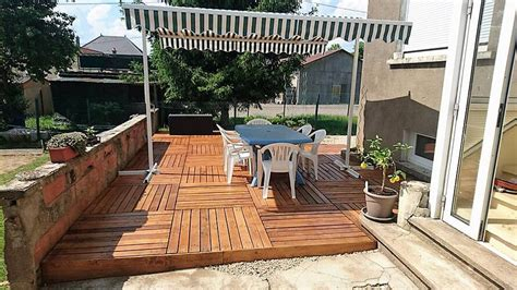 diy wooden pallets garden terrace wood pallet furniture