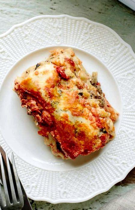Vegetarian Lasagna Recipe Ina Garten