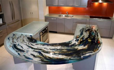 how to make concrete countertops look like granite