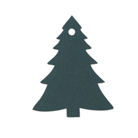 how to shape a christmas tree cards and pockets paper shapes tags