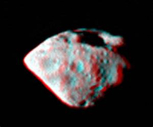 Asteroid Steins in 3D / Space Science / Our Activities / ESA