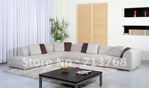 mobilier moderne salon grand modele tissu canape mcno9967 With des canapes moderne