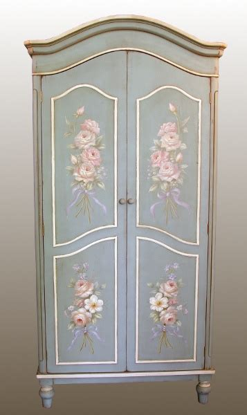 Best 25+ Painted Wardrobe Ideas On Pinterest Diy