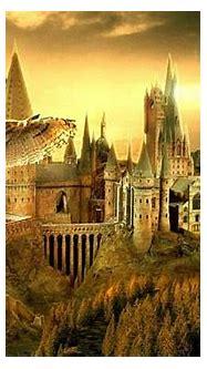 Hogwarts Castle Eagle 5D Diamond Painting Full Drill ...