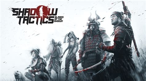 samourai siege wallpaper shadow tactics blades of the shogun 5k