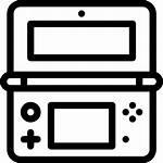 Nintendo 3ds Clipart Svg Flaticon Icon Icons