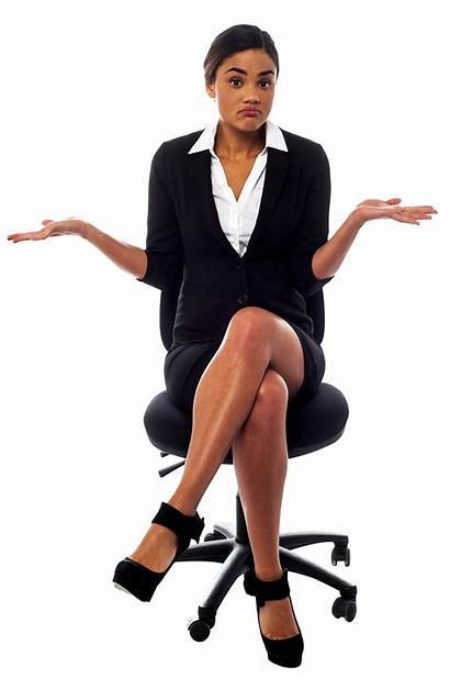 Sitting Business Working Royalty Transparent Suit Chair