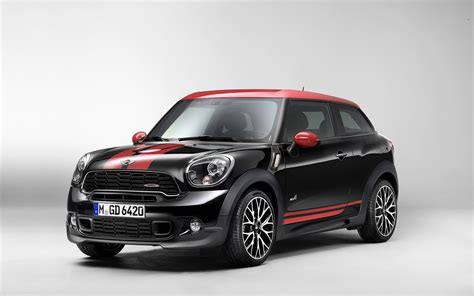 2018 Mini John Cooper Works Paceman Wallpaper Hd Car