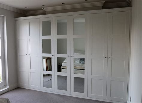 Style Wardrobes by 15 Best Collection Of Style Fitted Wardrobes