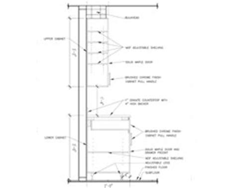 kitchen cabinet section portfolio michael emanuele s architectural portfolio 2747