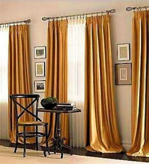Pinch Pleated Draperies by Jcpenney Chris Madden Mystique Faux Silk Pinch Pleat