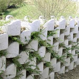 Mur Végétal Anti Bruit : bloc b ton pour mur antibruit double face atalus double ~ Premium-room.com Idées de Décoration