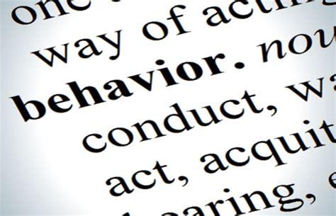 Modified Behavior Definition by Behavior