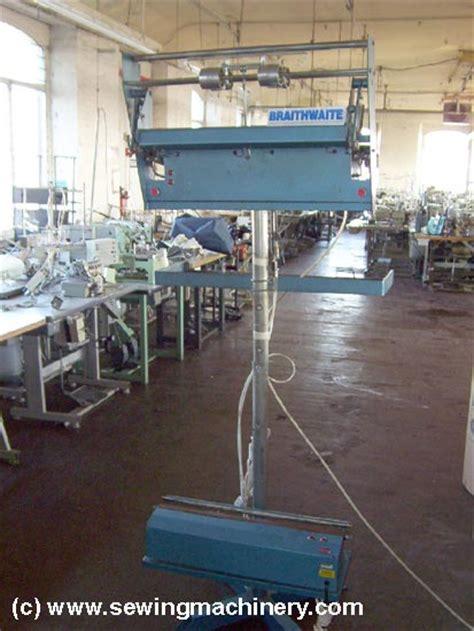 garment bagging sealing manchines  braithwaite