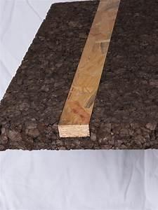 Liege Isolant Phonique : panneaux de li ge tassocork isolation thermique et phonique ~ Voncanada.com Idées de Décoration