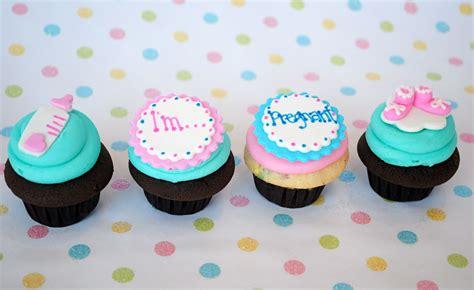 pregnancy announcement cupcakes bake cupcakes  ice